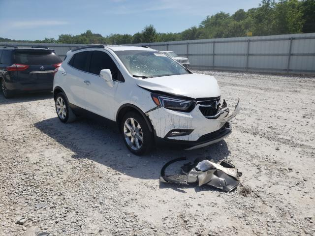 Salvage cars for sale from Copart Prairie Grove, AR: 2017 Buick Encore ESS