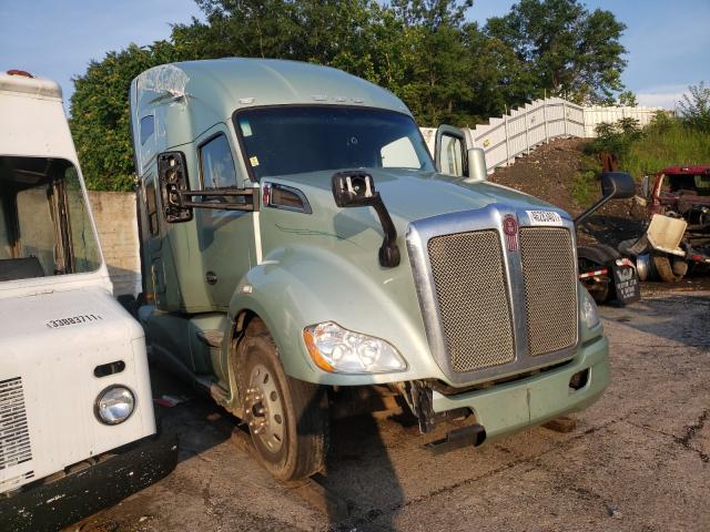 Kenworth Vehiculos salvage en venta: 2016 Kenworth Construction