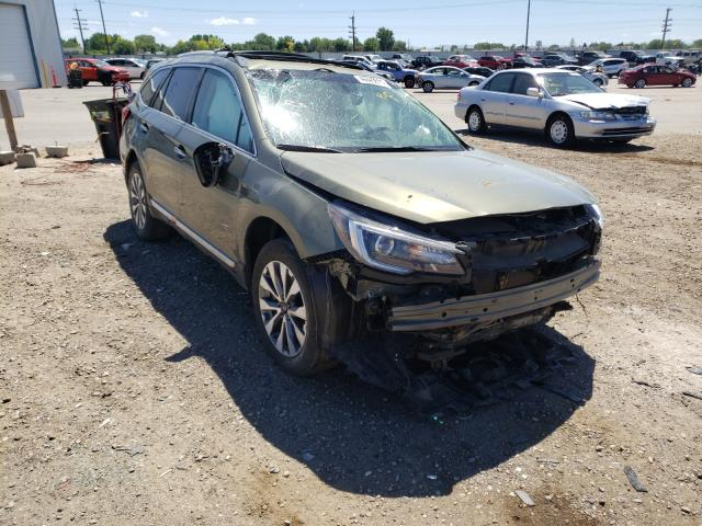 Salvage cars for sale from Copart Nampa, ID: 2019 Subaru Outback TO
