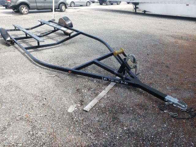 Boat salvage cars for sale: 2015 Boat Trailer