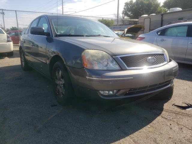 Ford Five Hundr salvage cars for sale: 2005 Ford Five Hundr