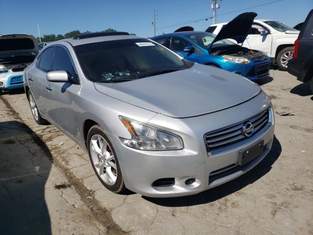 2012 Nissan Maxima S en venta en Lebanon, TN