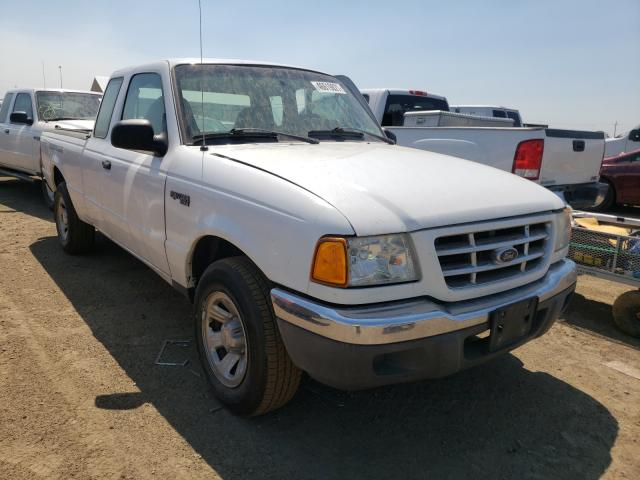Salvage cars for sale from Copart Brighton, CO: 2003 Ford Ranger SUP
