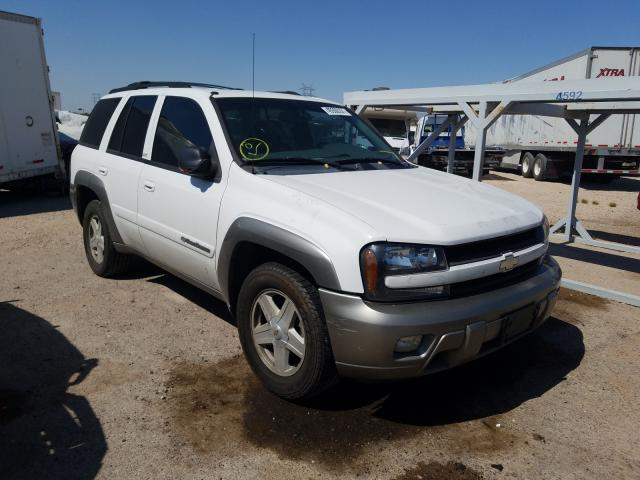 2003 Chevrolet Trailblazer en venta en Tucson, AZ