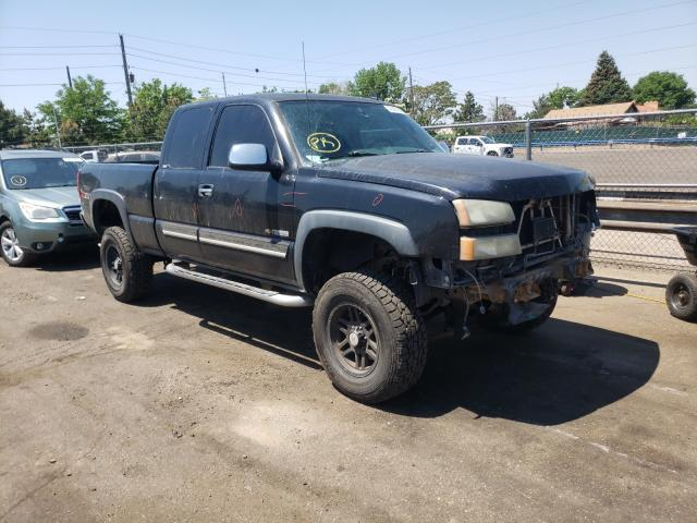 Salvage cars for sale from Copart Denver, CO: 2006 Chevrolet Silverado