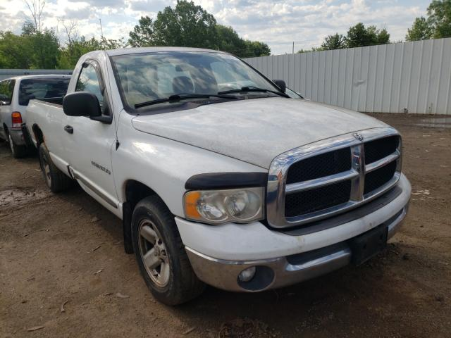Salvage cars for sale from Copart Columbia Station, OH: 2003 Dodge RAM 1500 S