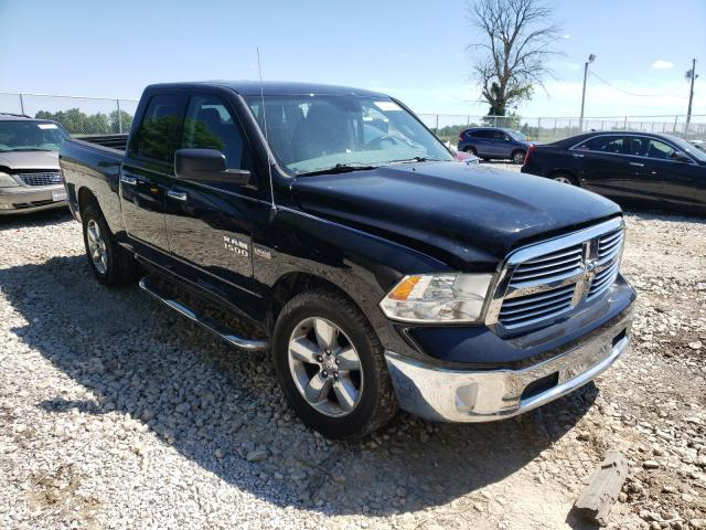Salvage cars for sale from Copart Cicero, IN: 2014 Dodge RAM 1500 SLT