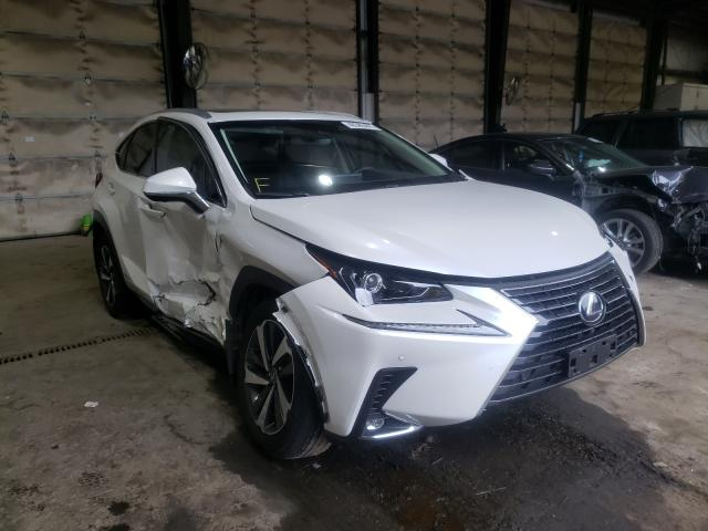 Vehiculos salvage en venta de Copart Graham, WA: 2019 Lexus NX 300H