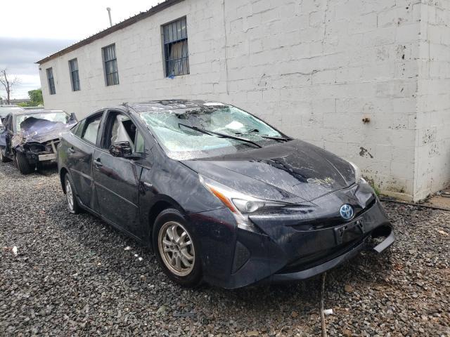 Vehiculos salvage en venta de Copart Hillsborough, NJ: 2017 Toyota Prius