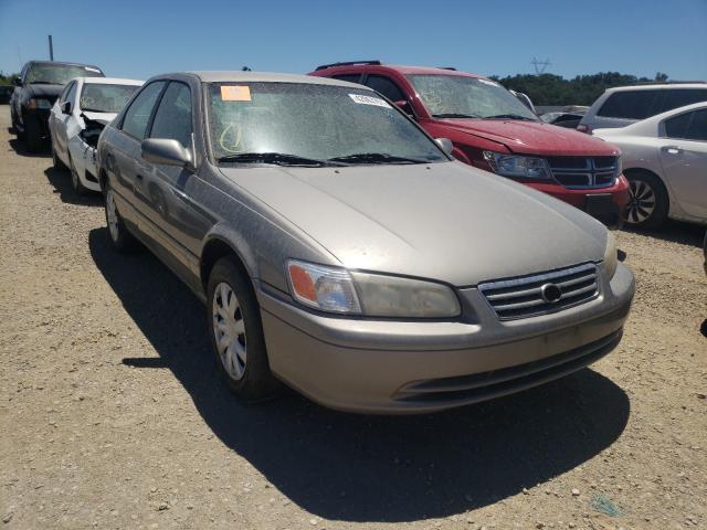 Vehiculos salvage en venta de Copart Anderson, CA: 2001 Toyota Camry CE