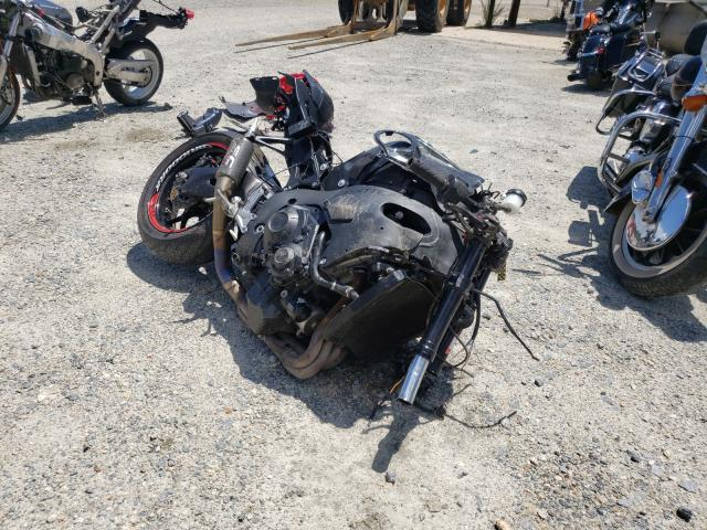 Salvage cars for sale from Copart Seaford, DE: 2017 Honda CBR1000 RR