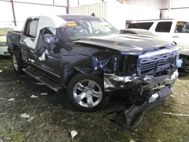2018 Chevrolet Silverado en venta en Houston, TX