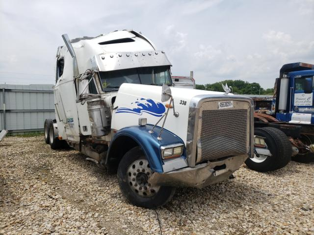 Salvage cars for sale from Copart Grand Prairie, TX: 1995 Freightliner Convention