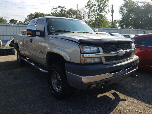 Salvage cars for sale from Copart Eight Mile, AL: 2004 Chevrolet Silverado