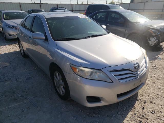 Vehiculos salvage en venta de Copart Haslet, TX: 2011 Toyota Camry Base