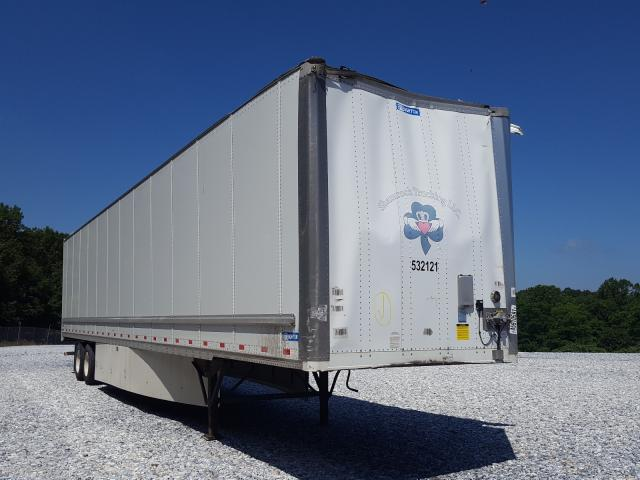 Stoughton salvage cars for sale: 2016 Stoughton Container