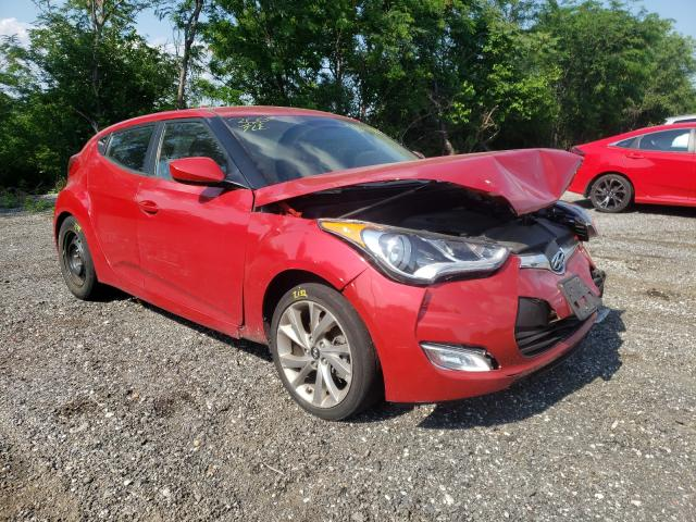 Salvage cars for sale from Copart Baltimore, MD: 2017 Hyundai Veloster
