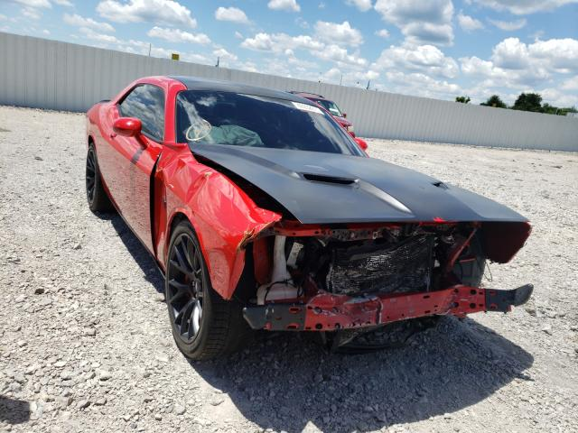 Salvage cars for sale from Copart Lawrenceburg, KY: 2018 Dodge Challenger