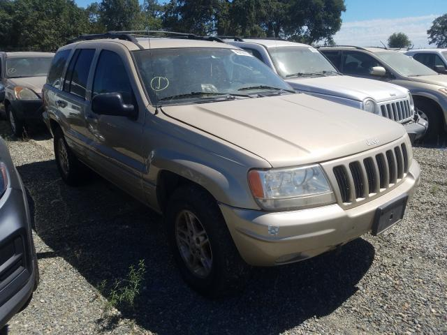 Salvage cars for sale from Copart Antelope, CA: 1999 Jeep Grand Cherokee