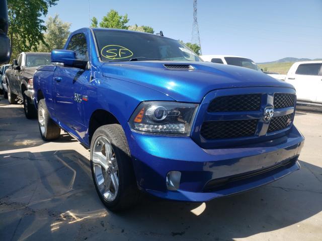 Dodge Vehiculos salvage en venta: 2016 Dodge RAM 1500 Sport