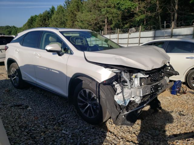 Salvage cars for sale from Copart Gainesville, GA: 2021 Lexus RX 450H