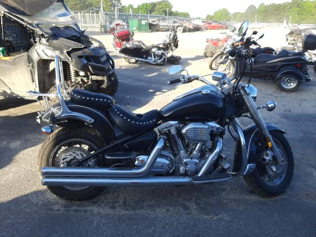 Salvage motorcycles for sale at Conway, AR auction: 1999 Yamaha Roadstar