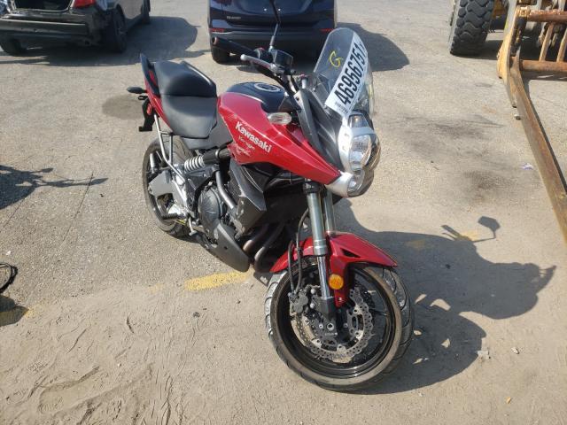 Vehiculos salvage en venta de Copart Eight Mile, AL: 2011 Kawasaki LE650 C