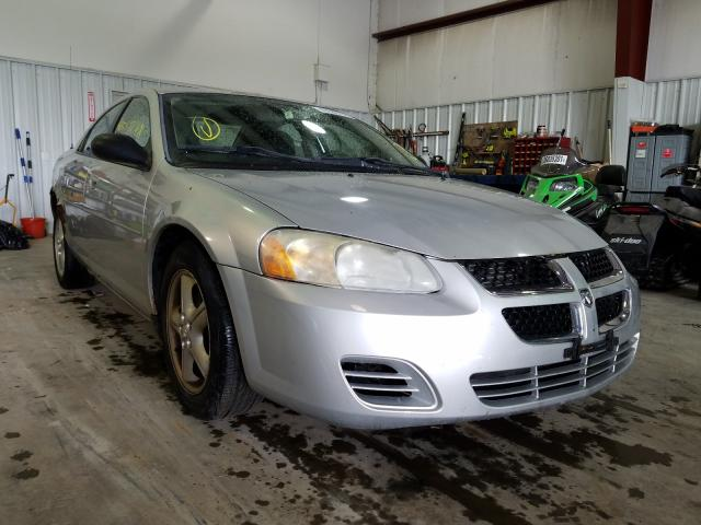 Salvage cars for sale from Copart Central Square, NY: 2006 Dodge Stratus