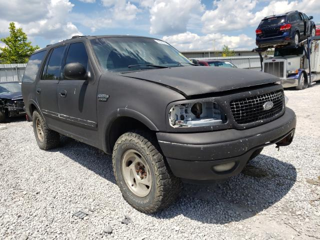 Salvage cars for sale from Copart Walton, KY: 2001 Ford Expedition