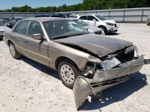 Mercury Vehiculos salvage en venta: 2005 Mercury Grand Marq