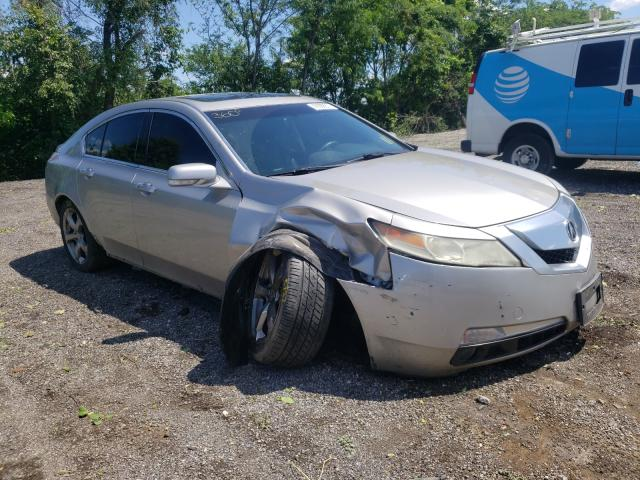 Acura salvage cars for sale: 2010 Acura TL