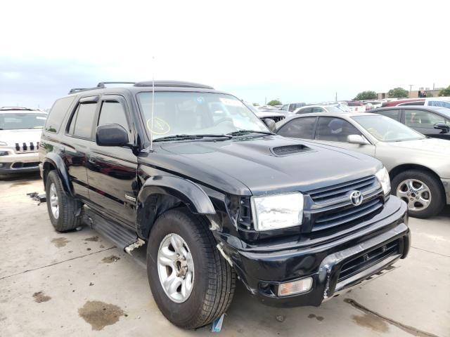2002 Toyota 4runner SR en venta en Grand Prairie, TX