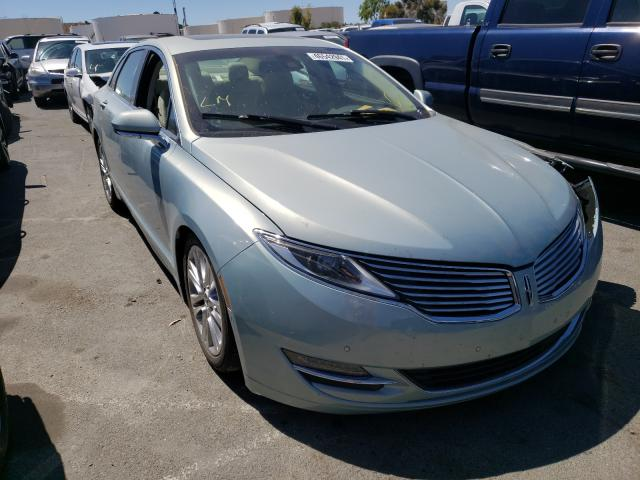 Lincoln salvage cars for sale: 2014 Lincoln MKZ Hybrid
