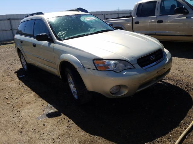 Salvage cars for sale from Copart Helena, MT: 2007 Subaru Legacy Outback