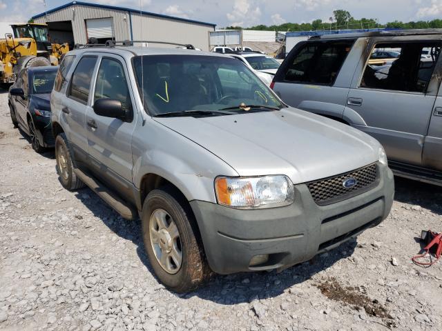 Ford Escape salvage cars for sale: 2003 Ford Escape