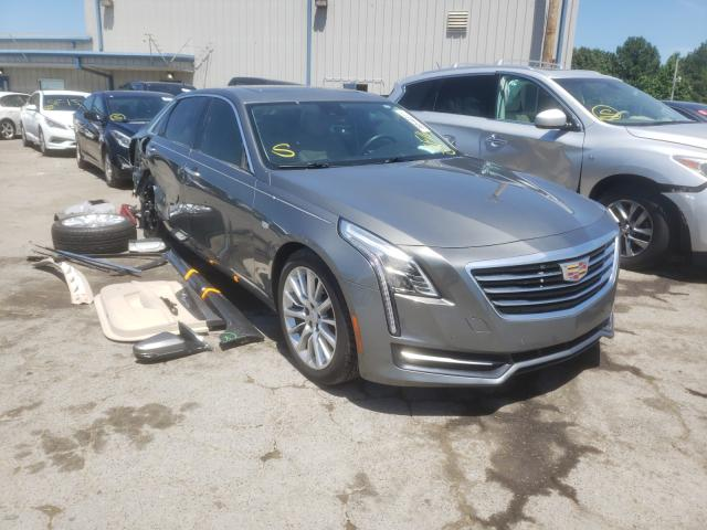 Cadillac CT6 salvage cars for sale: 2016 Cadillac CT6