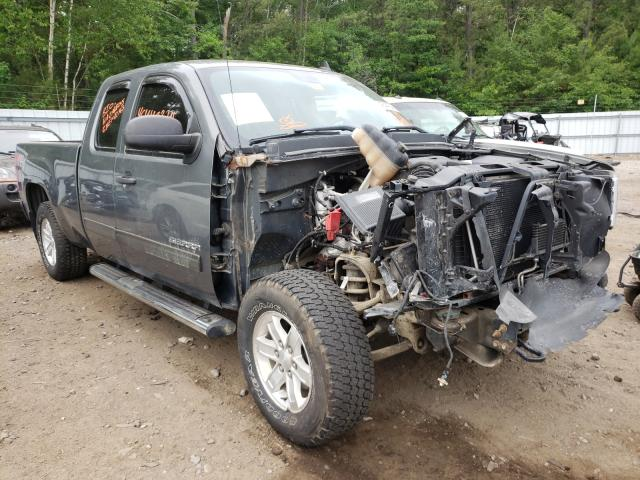 Salvage cars for sale from Copart Lyman, ME: 2011 GMC Sierra K15