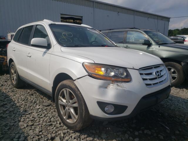 Vehiculos salvage en venta de Copart Windsor, NJ: 2011 Hyundai Santa FE S