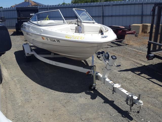Bayliner salvage cars for sale: 1999 Bayliner Boat
