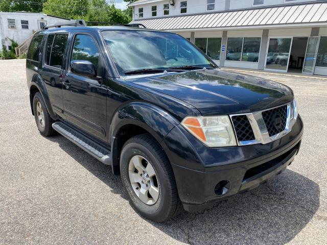 2007 Nissan Pathfinder en venta en North Billerica, MA