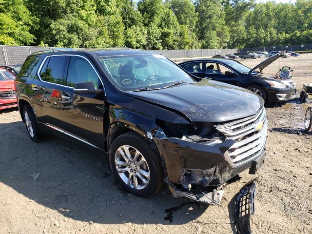 Vehiculos salvage en venta de Copart Waldorf, MD: 2020 Chevrolet Traverse H