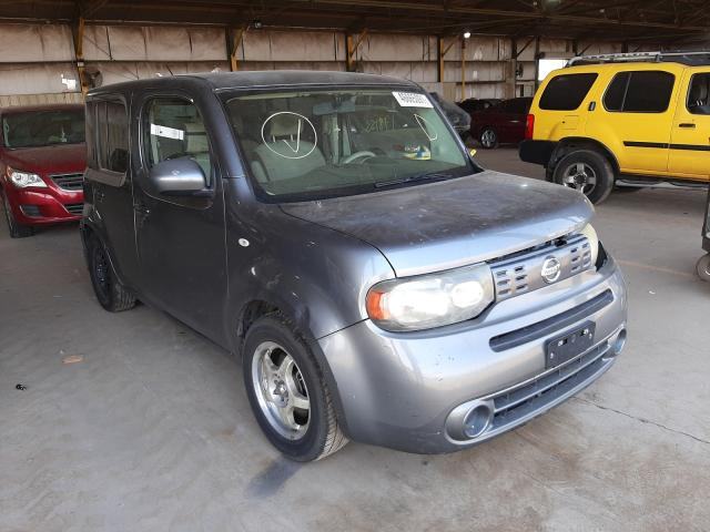 Salvage cars for sale from Copart Phoenix, AZ: 2011 Nissan Cube Base