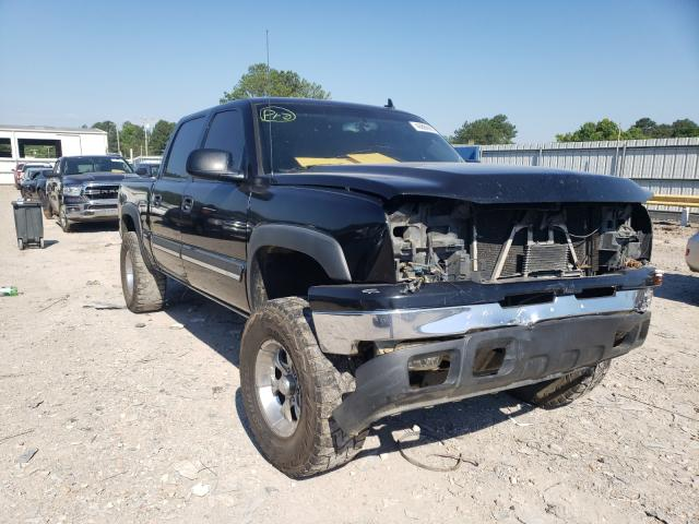 Salvage cars for sale from Copart Florence, MS: 2007 Chevrolet Silverado