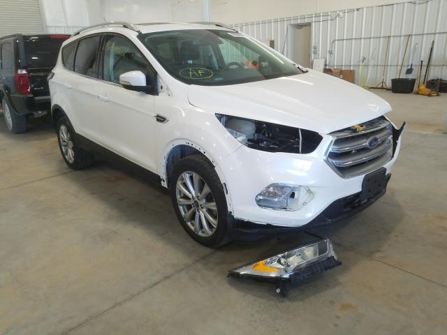 2017 Ford Escape Titanium en venta en Avon, MN