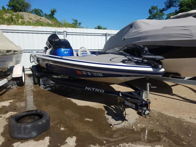 Salvage cars for sale from Copart West Mifflin, PA: 2012 Tracker Johnboat