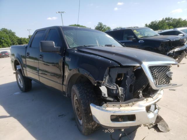 Vehiculos salvage en venta de Copart Wilmer, TX: 2004 Ford F150 Super