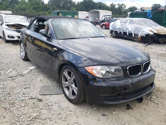 BMW 128 I salvage cars for sale: 2008 BMW 128 I