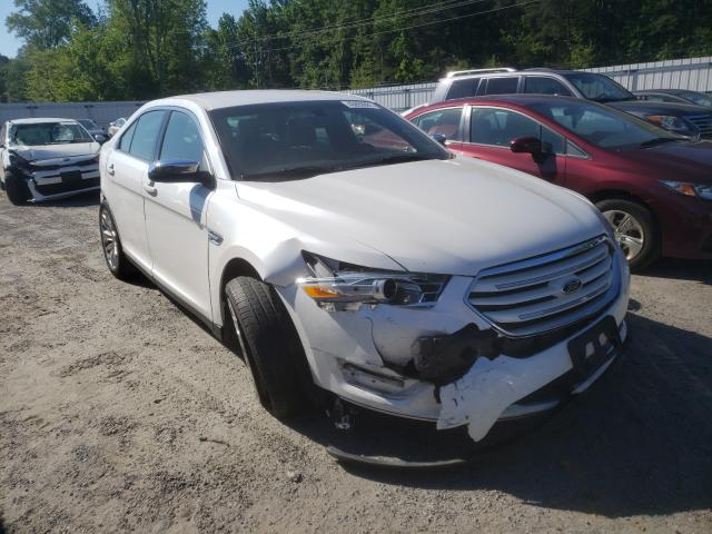 Salvage cars for sale from Copart Fredericksburg, VA: 2013 Ford Taurus LIM