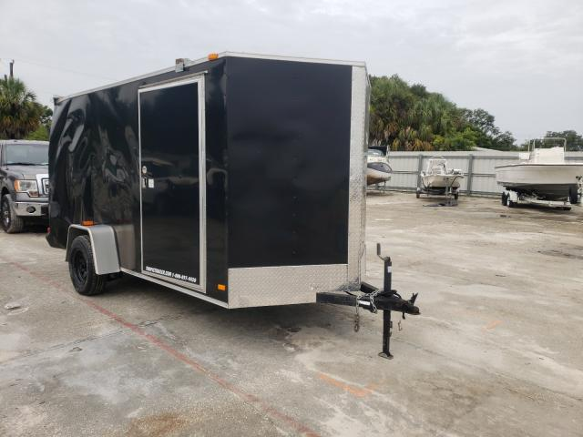 Salvage cars for sale from Copart Punta Gorda, FL: 2019 CVT Offr Trail