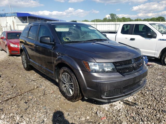 Dodge salvage cars for sale: 2018 Dodge Journey SE
